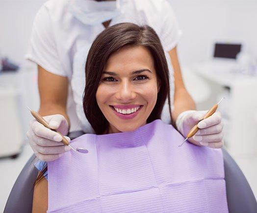 broken dental restorations first aid steps leichhardt