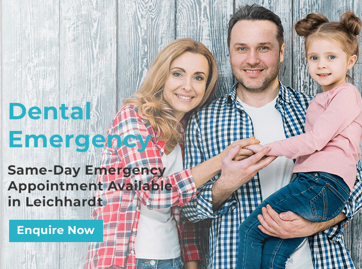 dental emergency banner leichhardt