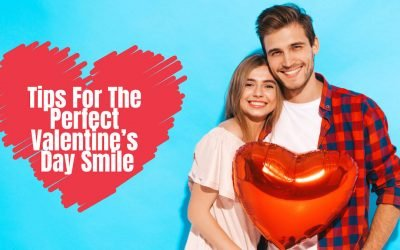 Tips for The Perfect Valentine's Day Smile from Leichhardt Marketplace Dental