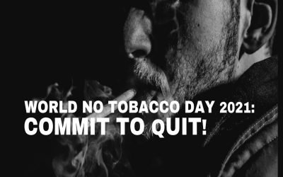 World No Tobacco Day 2021 in Leichhardt: Commit to Quit!